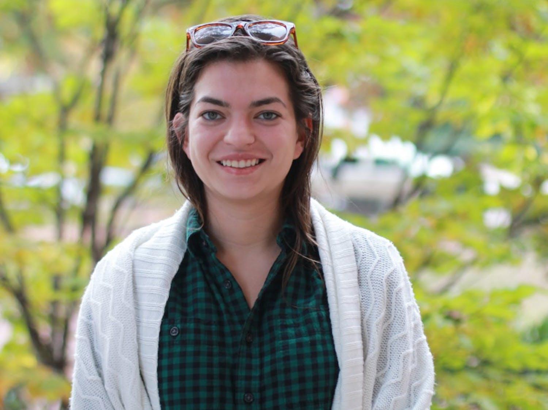 Senior Emma Smith