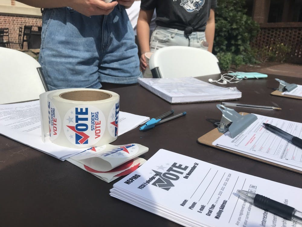 Here's how to register to vote in Orange County