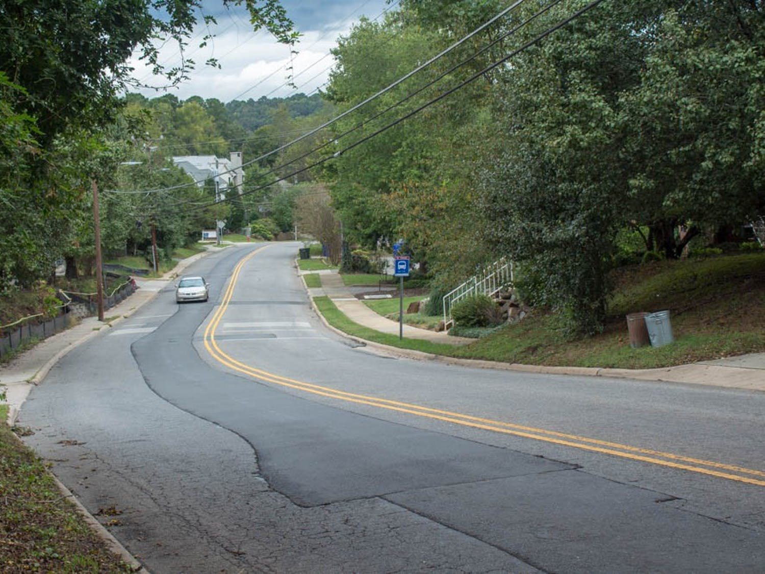 Chapel Hill will be accepting contract bids for the reconstruction project on Hillsborough Road between East Franklin Street and Martin Luther King Jr.