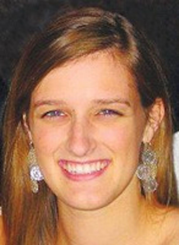 UNC Student Body Vice President Rachel Myrick wins Rhodes Scholarship