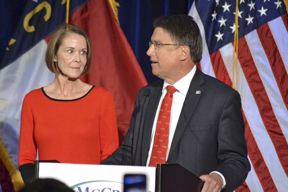Voter fraud report calls for McCrory investigation