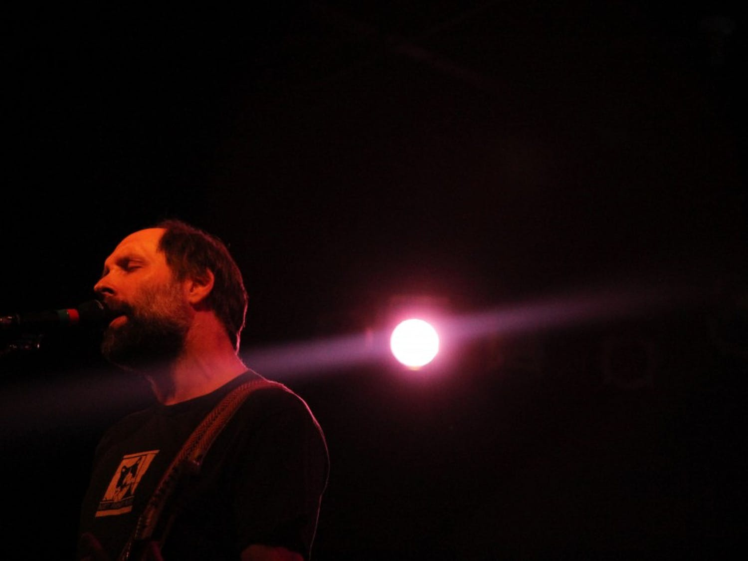 Built to Spill performs at Cat's Cradle in Carrboro on October 30, 2013.