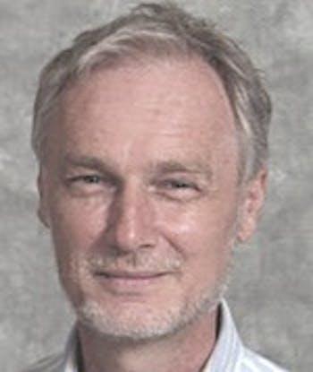UNC astrophysics professor Gerald Cecil