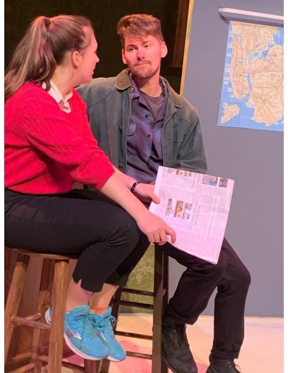 Check out four plays at once at Kenan Theatre Company's One Acts Festival