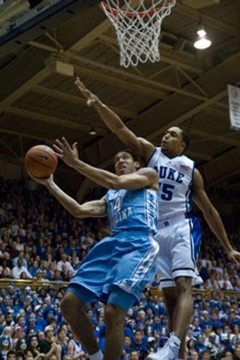Danny Green was one of five Tar Heel players in double figures ? each UNC starter had at least 12. Green also recorded five rebounds an assist and a steal for UNC. ?In the second half we were really good offensively? coach Roy Williams said.