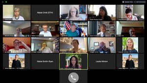 The Faculty Athletics Committee met on Thursday, Sept. 3rd over Zoom. They discussed the ways in which COVID-19 was affecting athletics and athletes themselves.