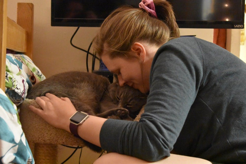 Emotional support animals at UNC help students overcome mental health challenges