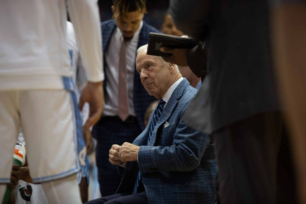 'Didn't help them very much': Williams shoulders blame in UNC's 79-76 loss to Clemson