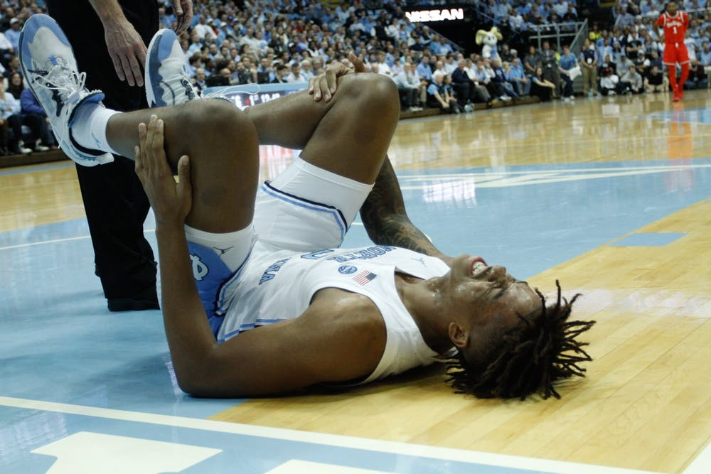 UNC suffers worst home loss ever under Roy Williams, falling 74-49 to Ohio State