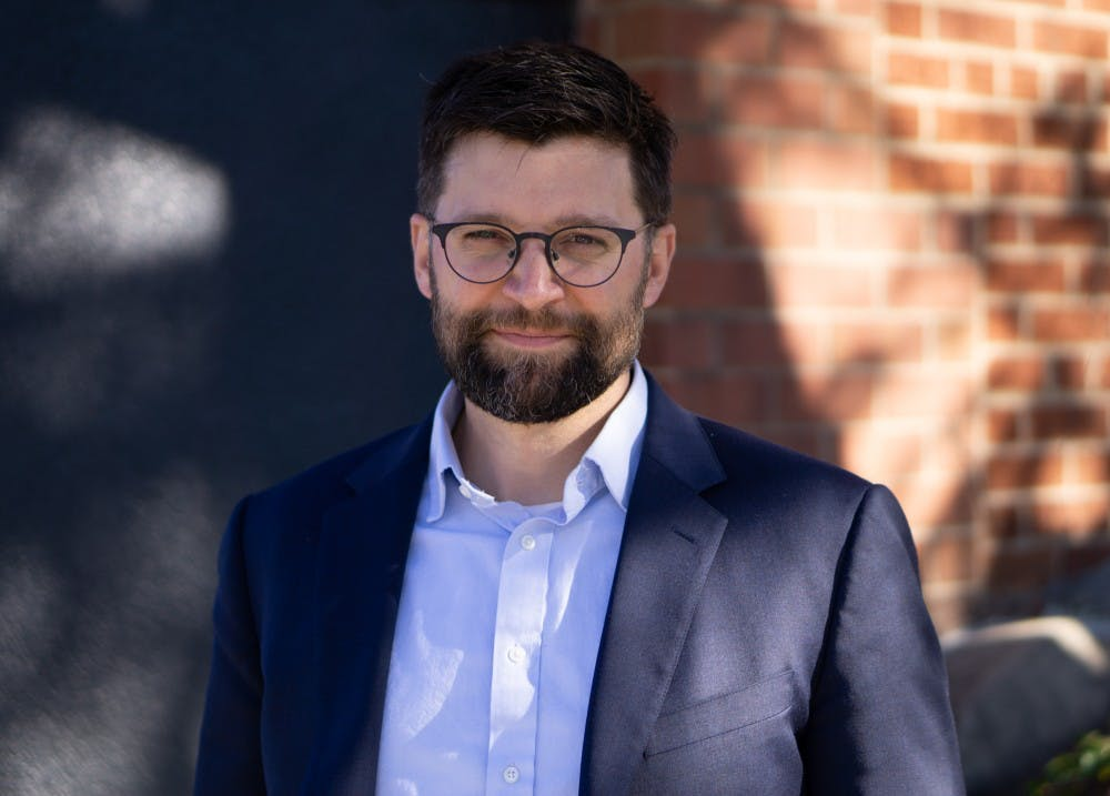 Meet Matt Gladdek, the new Chapel Hill Downtown Partnership executive director