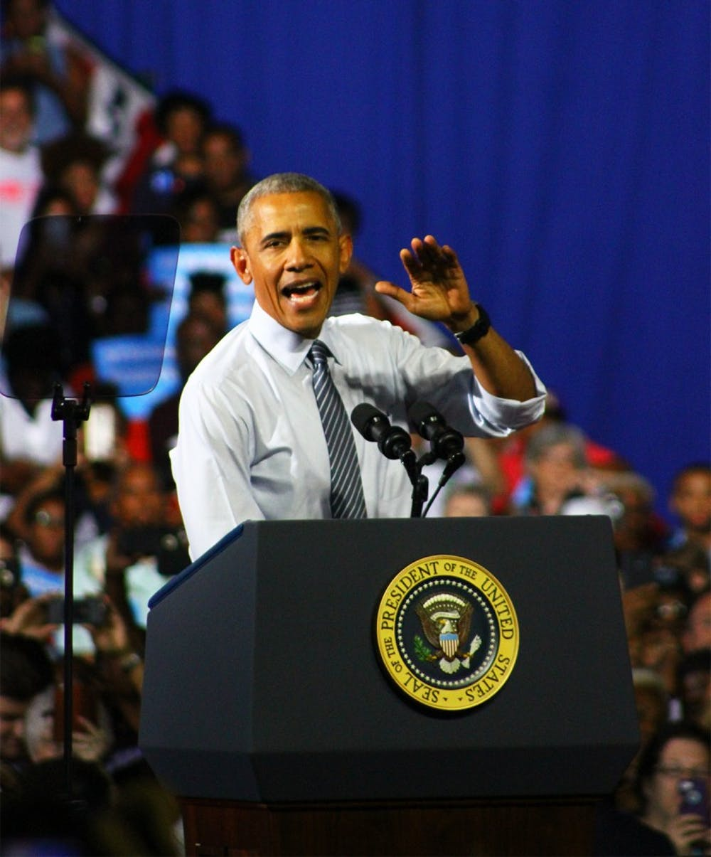 A presidential playlist for Obama's visit