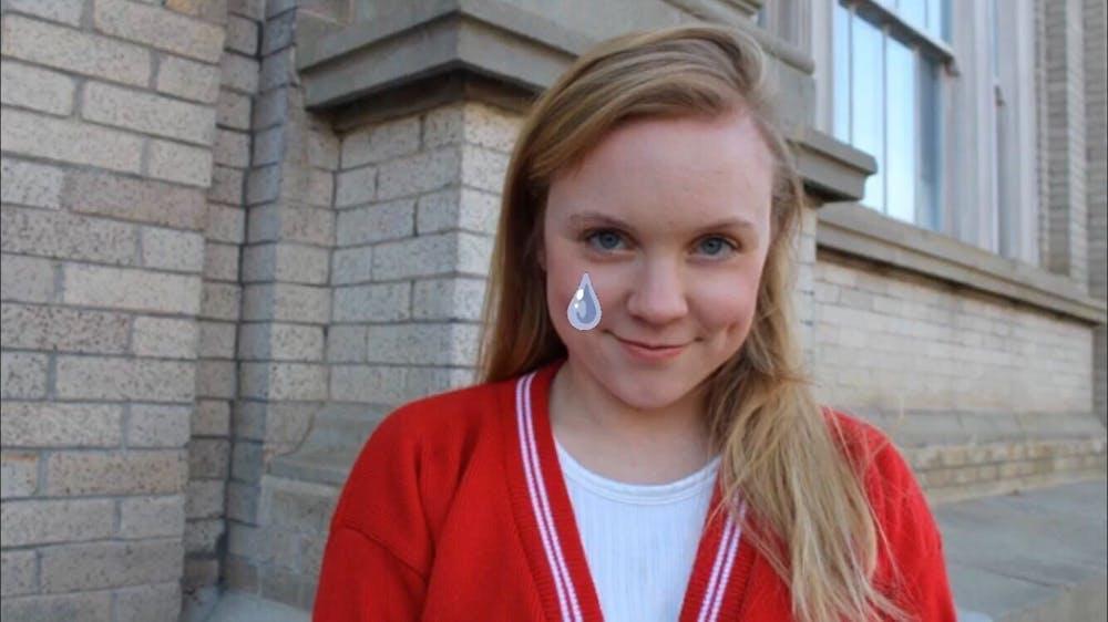 <p>Assistant University Editor Hannah Lang. Photo courtesy of Hannah Lang.&nbsp;</p>