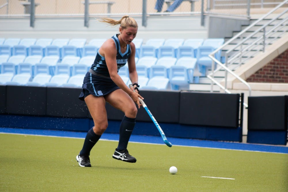 UNC field hockey handles Boston College, captures third straight ACC championship