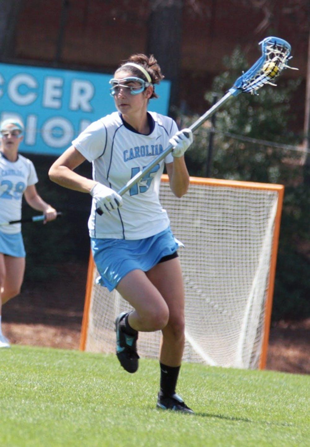 UNC women's lacrosse beaten by Duke in ACC finisher