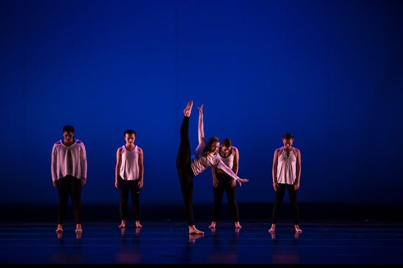 Vibe check: Carolina Vibe brings together different dance styles in its fall showcase - The Daily Tar Heel