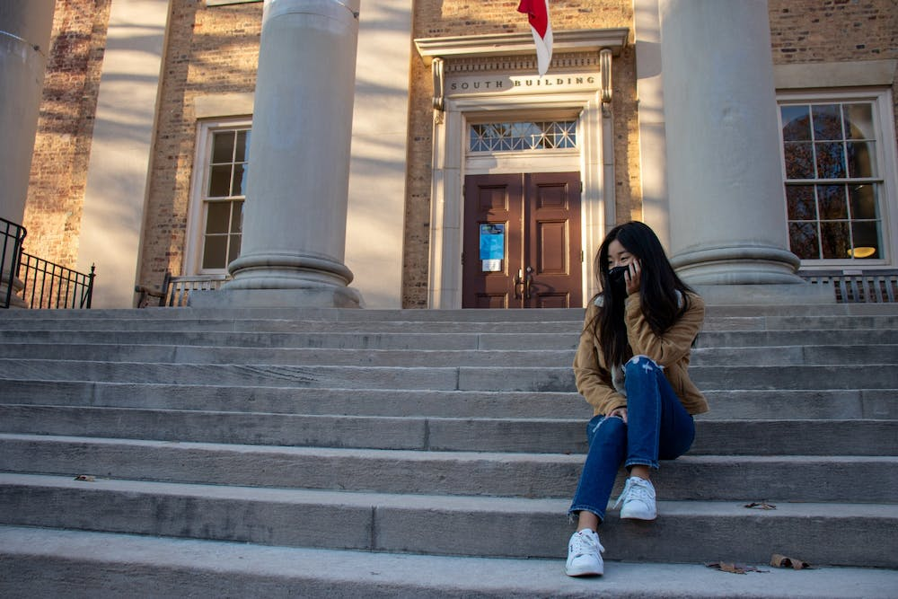 <p>DTH Photo Illustration. The university's response to the pandemic worsened the distrust people already felt toward UNC after events such as Silent Sam and Title IX concerns.</p>