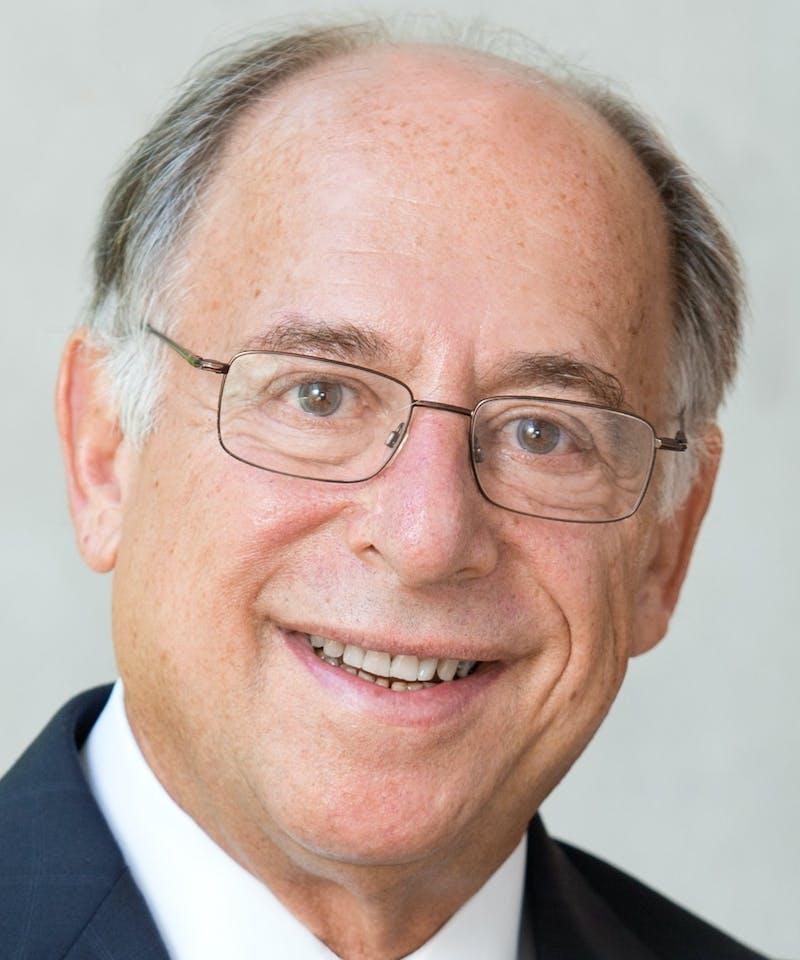 Thomas Lee Hazen, Cary C. Boshamer Distinguished Professor of Law at UNC photographed on Sept. 3, 2014. Photo courtesy of Steve Exum.