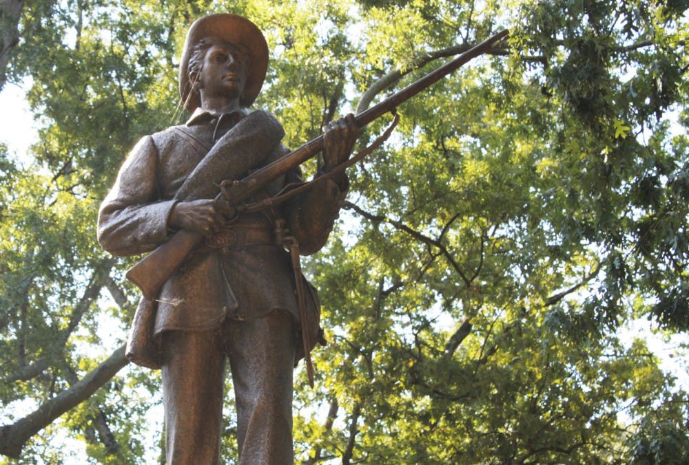 UNC faculty express opposition to Silent Sam deal through department statements