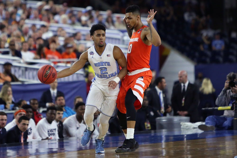 Joel Berry's aggressiveness ignites UNC's offense in national semifinal win over Syracuse