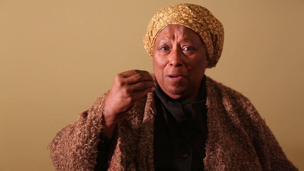 Performance of Maya Angelou's works highlights feminism for older women