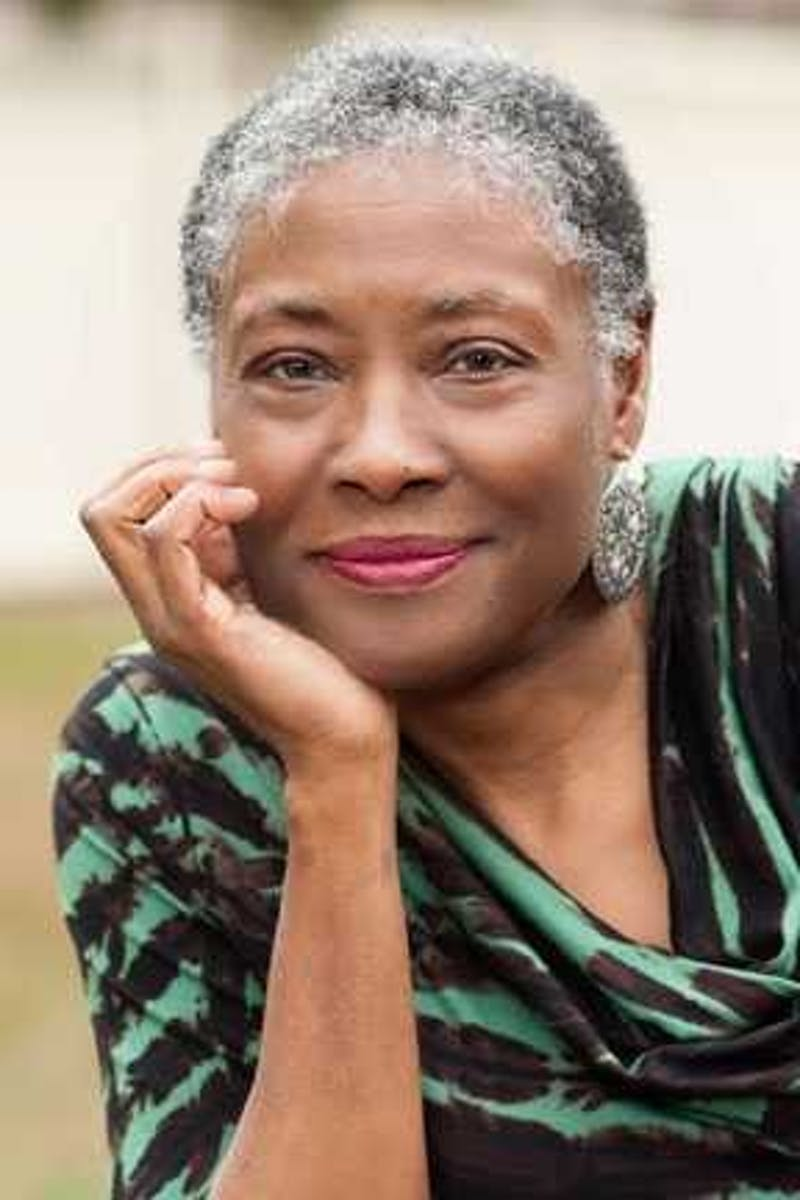 The UNC School of Media and Journalism will host award-winning author Marita Golden starting on Feb. 10, 2019 as writer-in-residence for five days. Photo courtesy of  Carol Clayton.