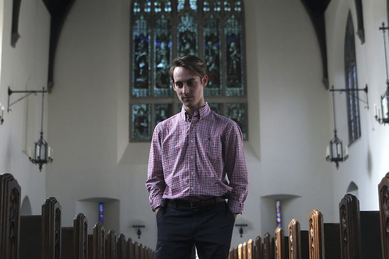 UNC junior Matthew Fenner says he was beaten and choked by members of his church in January 2013 after they found out he was gay. The trial for the case will reconvene this week in Rutherford County.