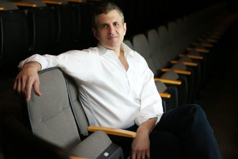 PlayMakersArtistic Director Joseph Haj