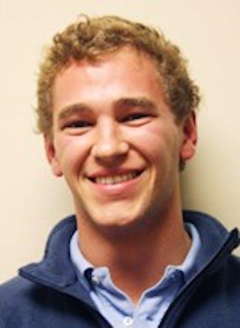 Will Leimenstoll- SBP candidate