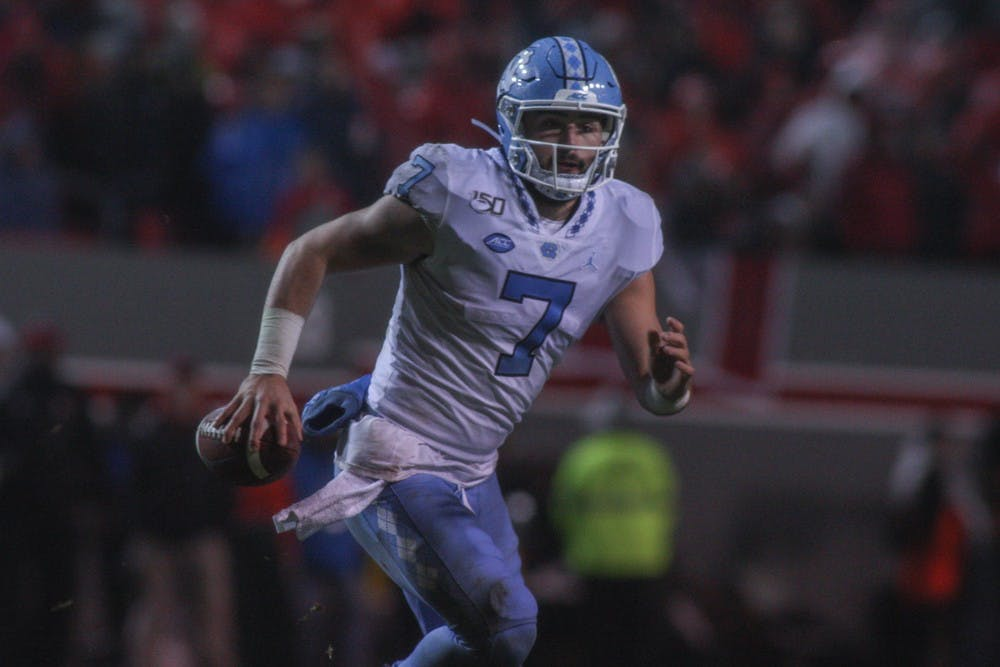 Without spring ball, UNC football misses chance to evaluate players in offseason