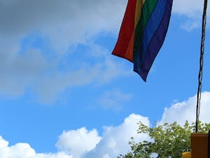 Chapel Hill participated in North Carolina's 32nd annual Pridefest Weekend.