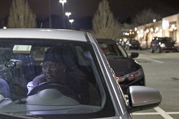 Carolina Dining Services employee, Melanie McMullin, parks at University Place in order to avoid paying to park on or near campus for her  job.