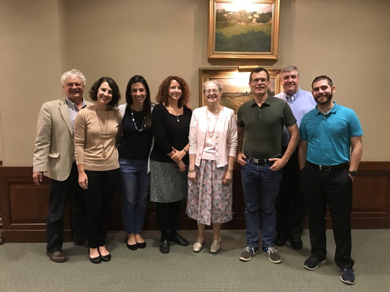 Carolina Public Humanities staff. Photo courtesy of Paul Bonnici