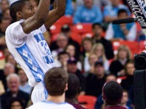 Ed Davis who played an ACC season-high 23 minutes in Saturday?s loss to Florida State is becoming a reliable force inside for the Tar Heels.