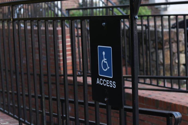 The rescinding of disability guidelines could affect UNC student users of accessibility services.