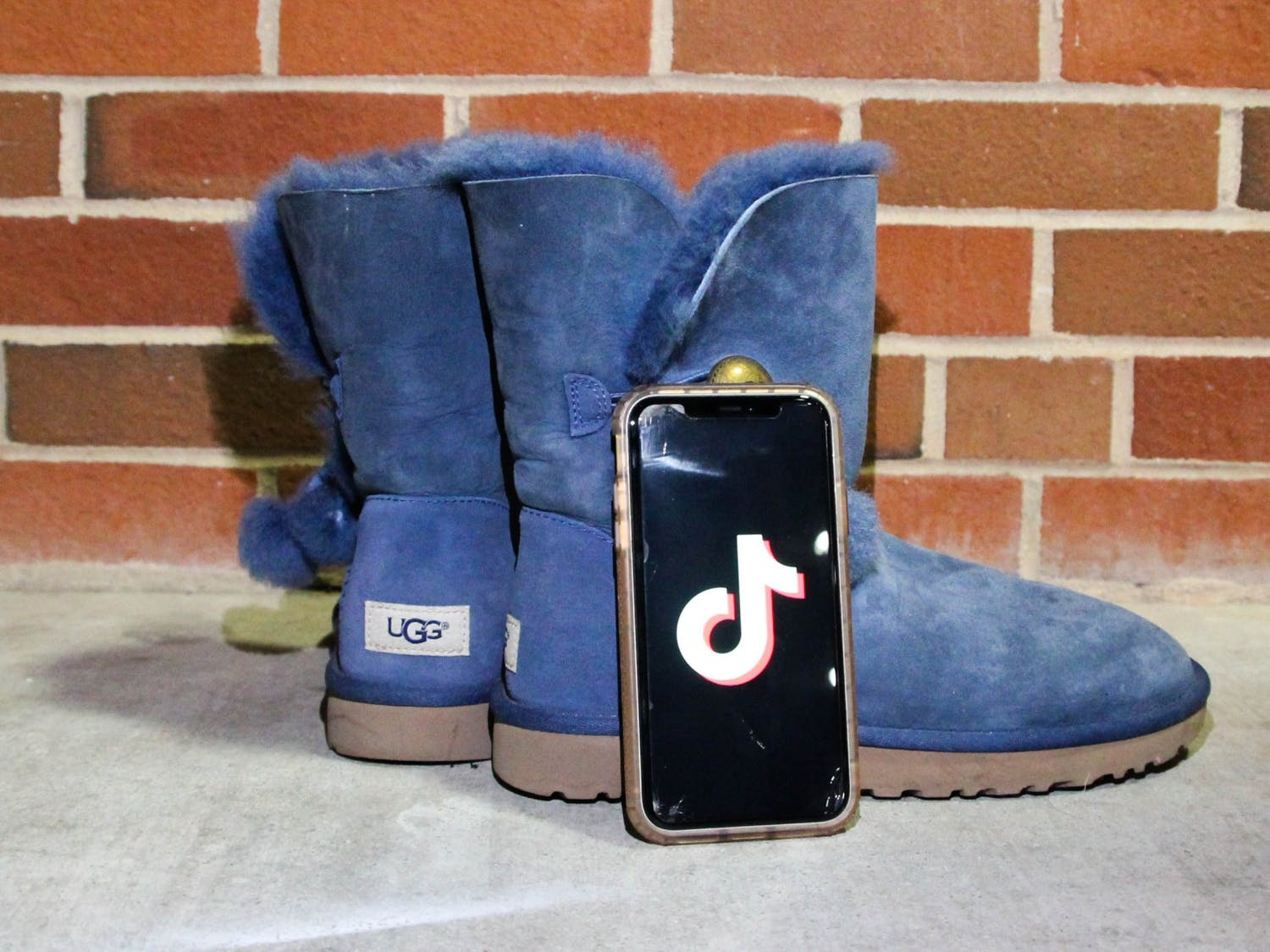 DTH Photo Illustration. Cheugy trends on TikTok, such as Ugg boots, are not very affordable.