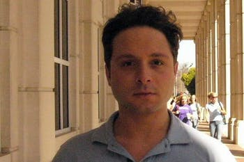 "Nic Pizzolatto, a former UNC creative writing teacher, was the creator of ""True Detective."" (Courtesy of UNC)"
