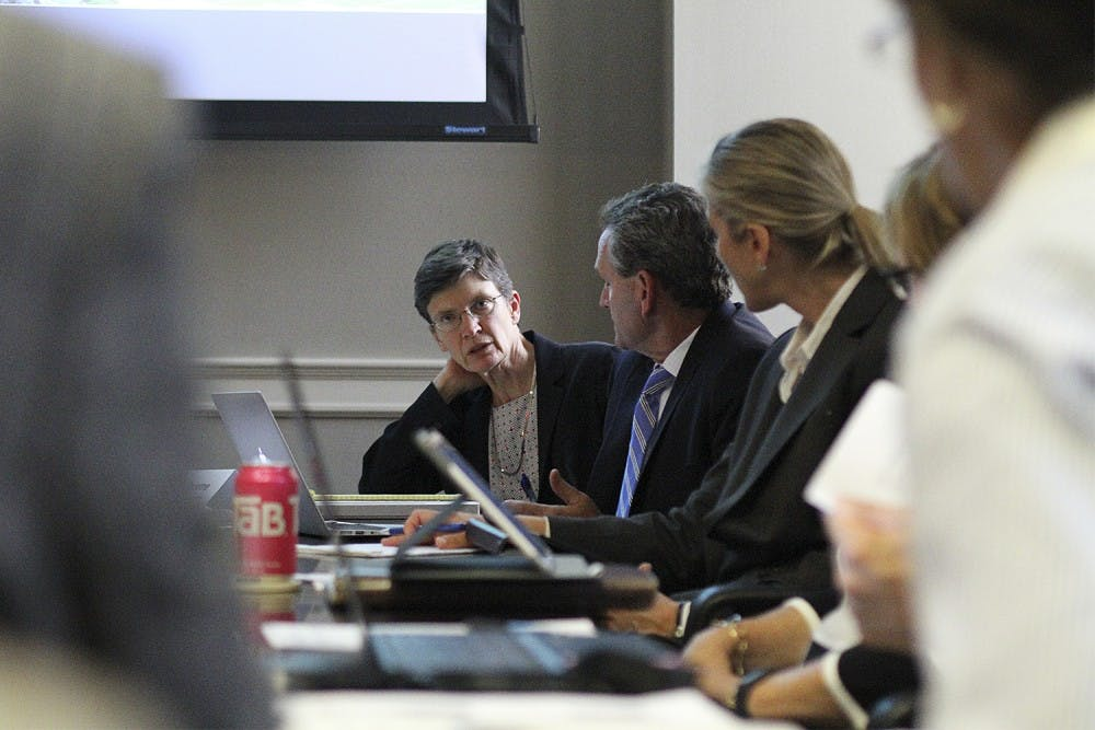 Faculty Athletics Committee examines changing landscape