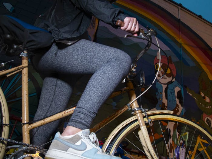 DTH Photo Illustration. Events like Queer Ride Carrboro and WTF Mechanic Nights provide LGBTQIA+ community members of the Triangle area with the opportunity to make friends, foster support and find a sense of community through a mutual love for biking.