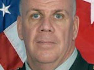 Lt. Gen. John Mulholland Jr. will sign an agreement on campus today.