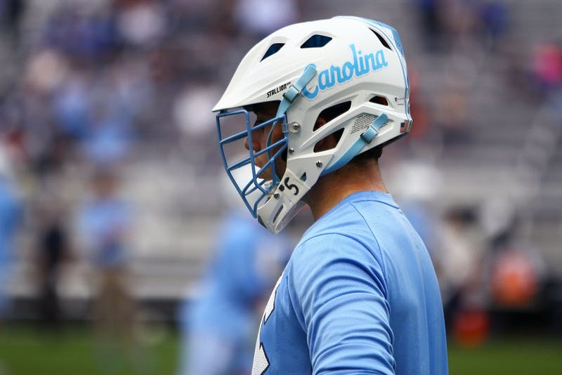 The Tar Heels took on the Duke Blue Devils Friday evening. UNC won in overtime 17-16.