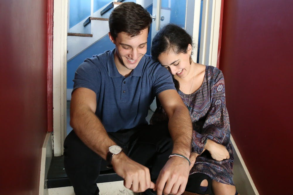 Couples of different faiths find perspective to make it work