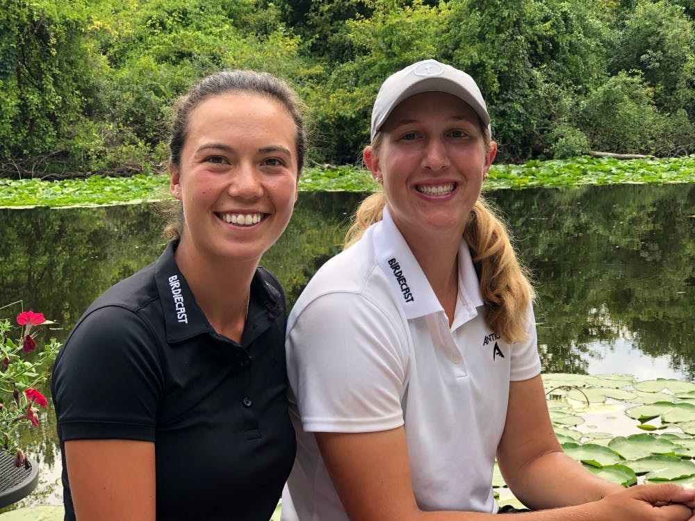 This new podcast by two former UNC women's golfers is a hole-in-one
