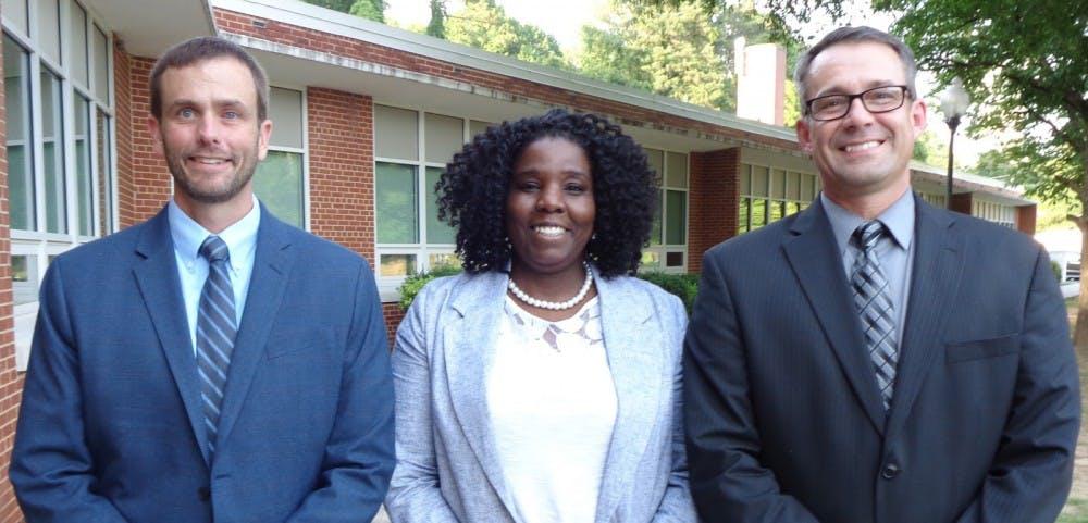 Meet CHCCS's three newest principals