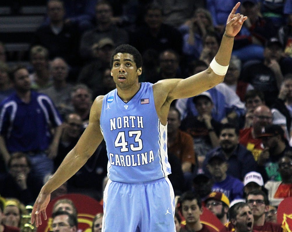 Q&A with former UNC forward James Michael McAdoo