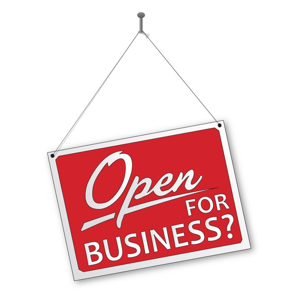 Is Orange County open for business?