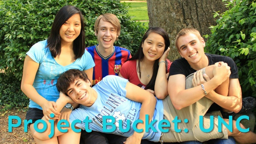 Project Bucket: A documentary about the ultimate UNC bucket list