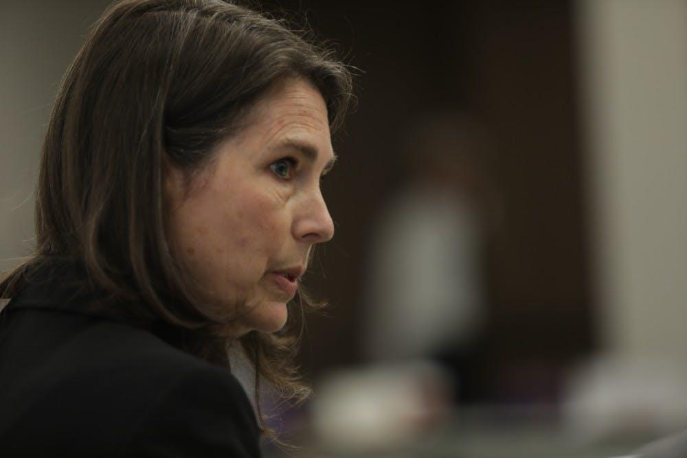 BOG bans academic center litigation. Future of the Center for Civil Rights uncertain.