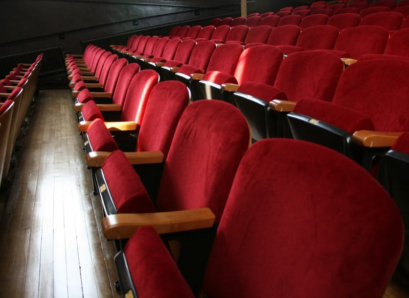 The Historic Playmakers Theatre on Cameron Avenue will reopen after renovations to the carpeting and seating on Tuesday night for A Night of Poetry with Def Poet Shihan Van Clief.