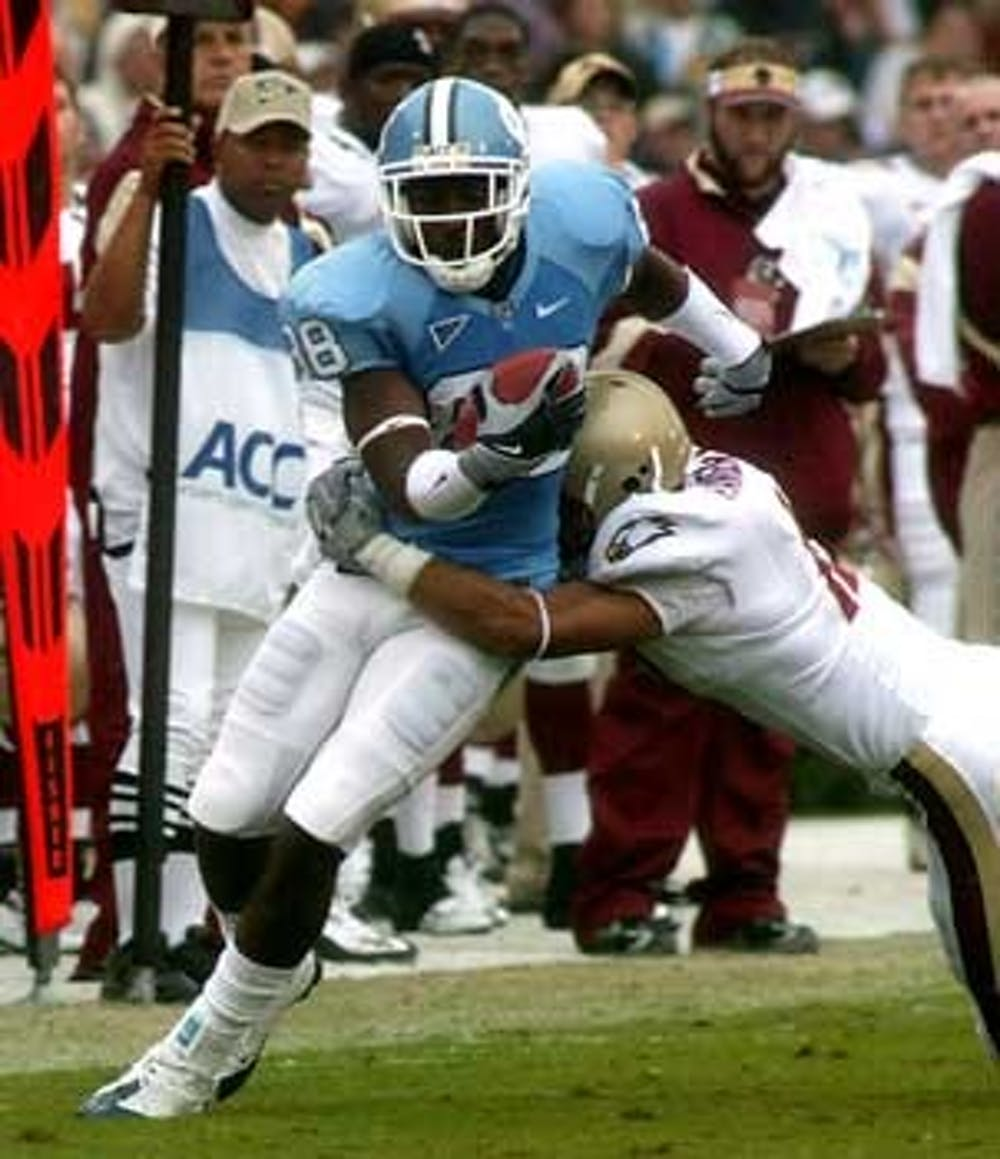 Nicks' career day guides UNC
