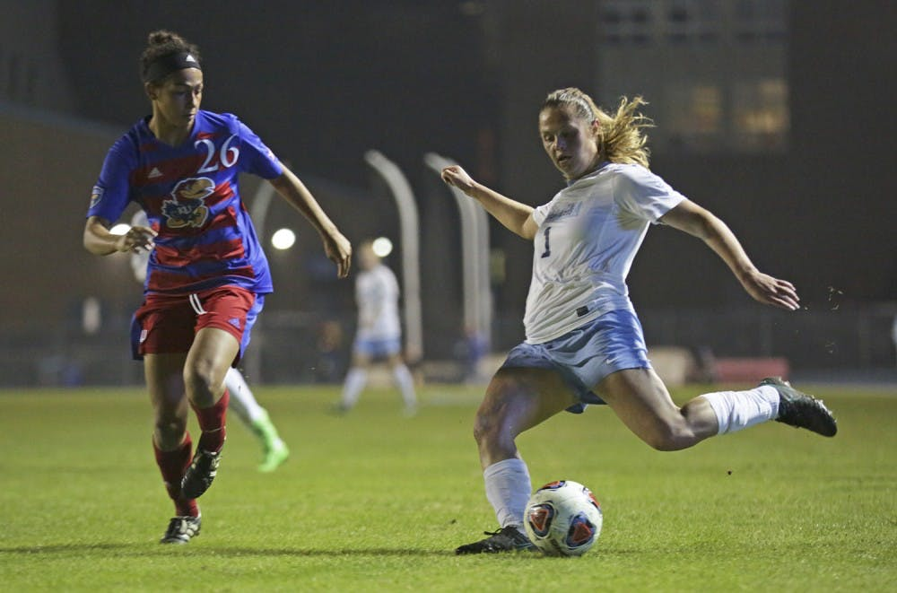 Underclassmen carry UNC women's soccer into NCAA quarterfinals